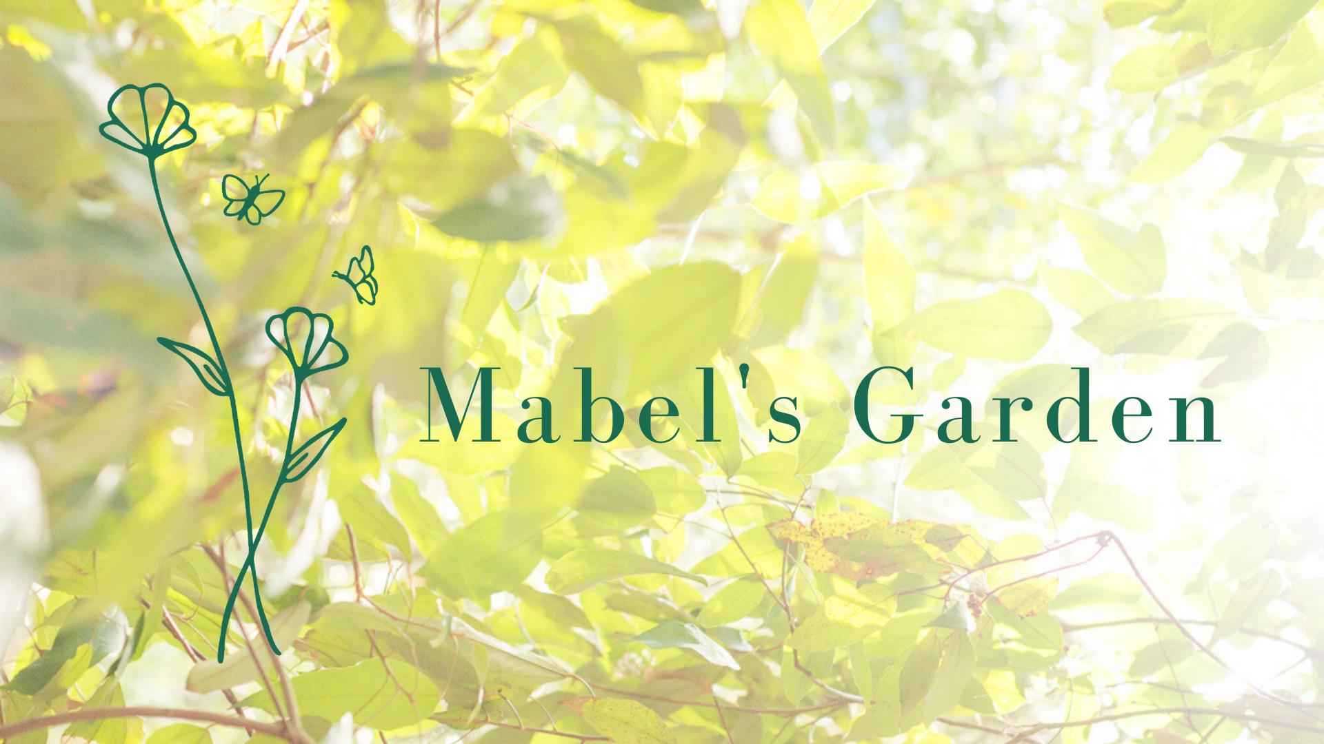 Mabel's Garden